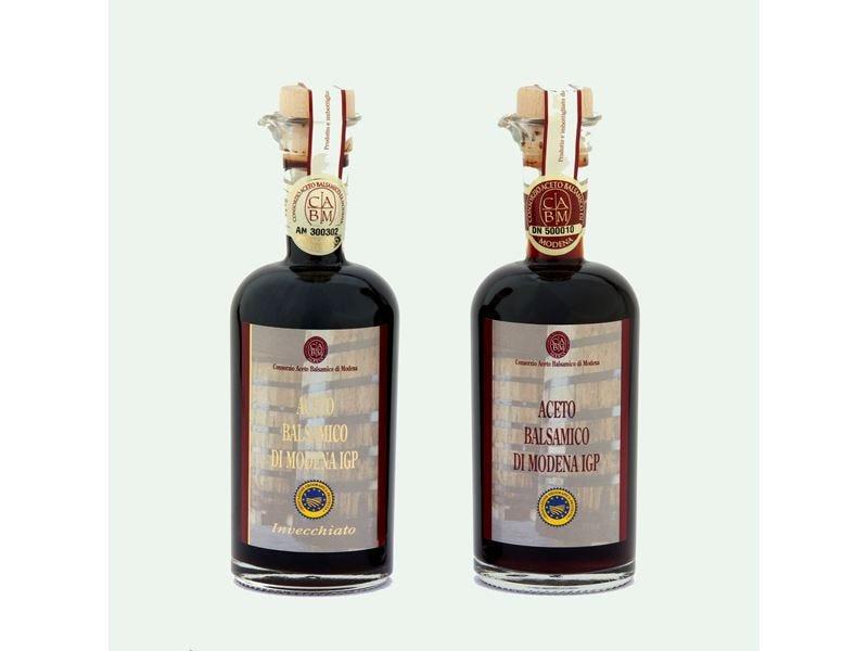 Aceto balsamico di Modena Bottiglia unica per i soci del Consorzio
