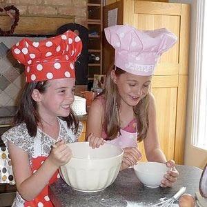 La cucina a misura di bambino Dai 10 anni ai fornelli uno su tre