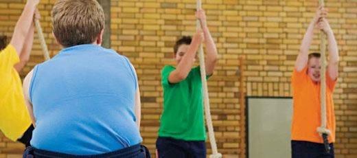 Obesità, un bambino su quattro vivrà meno a lungo dei genitori