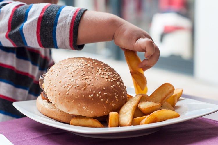 dieta per un bambino obeso di 9 anni