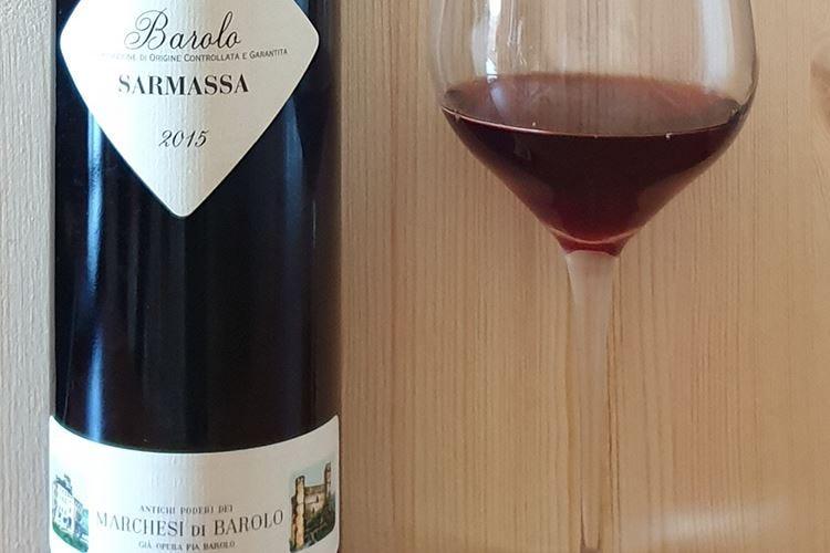 £$Ripartiamo dal vino$£ Barolo Sarmassa Marchesi di Barolo