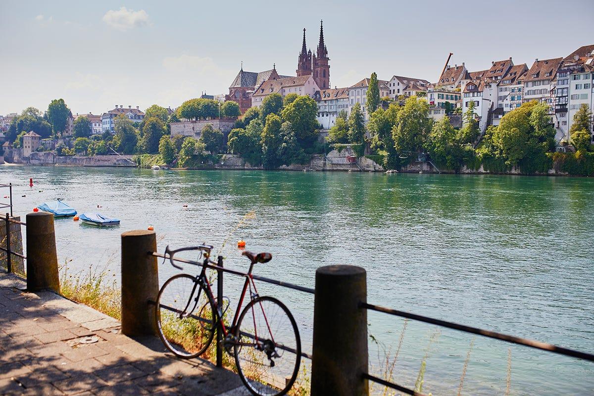 Basilea è la capitale svizzera dell'arte Arte, architettura ed esperienze: ecco Bailea, la New York della Svizzera