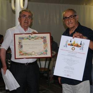 Al vignettista Antonio Guarene il Premio Volpicelli 2012