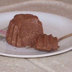 Bavarese al cacao