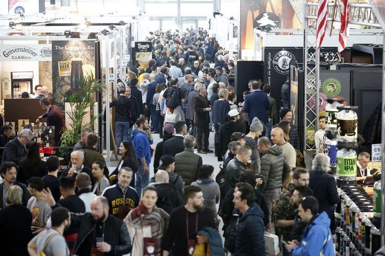 La birra e il cibo fuori casa Focus a Beer&Food Attaction