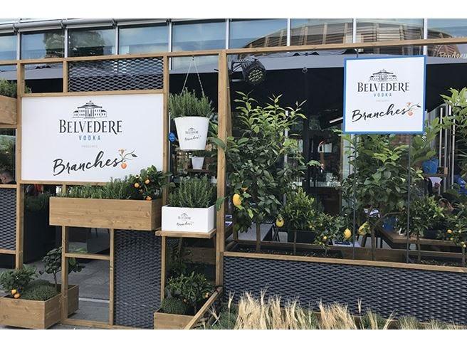 Belvedere Branches, vodka experiencecon le ricette di Enrico Bartolini