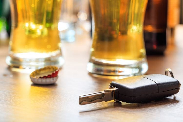 Bere birra in modo responsabile Iniziative contro gli incidenti