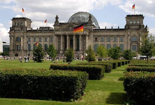 Turismo in Germania a gonfie vele Inizio d'anno positivo: +4,2%