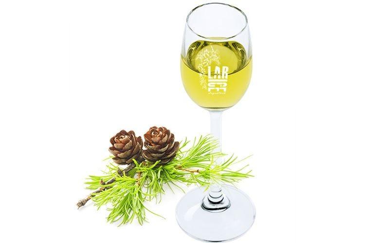 Il segreto del larice, un delizioso liquore con profumi dolci e sfumature speziate