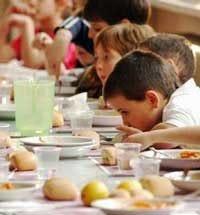 In mensa come a scuola per imparare a mangiare bene
