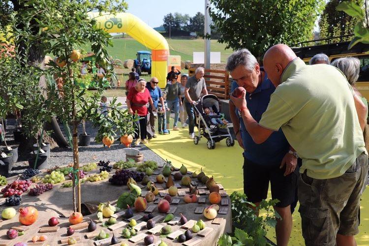 Biodiversità agricola In migliaia al Rural Festival
