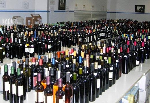"""""""L'Autentica"""" 2007 Cantine del Notaio miglior vino biologico d'Italia"""