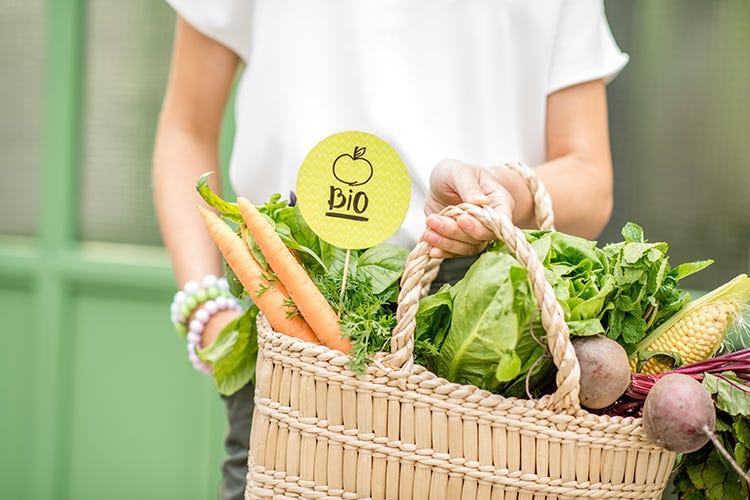 Boom di prodotti biologici - Il biologico vale 4,3 miliardi Boom di acquisti online:  150%