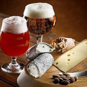 Quando la birra incontra i formaggi Matrimonio di sapori inaspettati