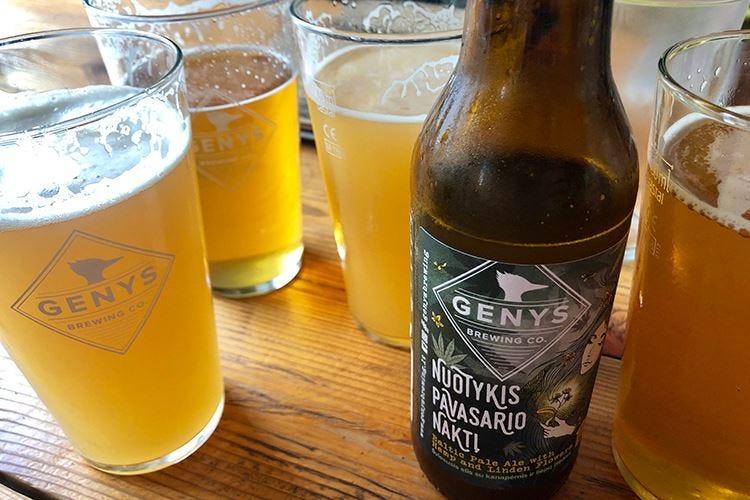 La birra in Lituania si beve sempre in compagnia