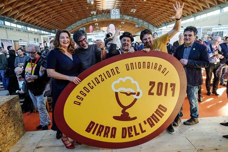 Baladin è Birrificio dell'anno 2017 Teo Musso: «Non me lo aspettavo»