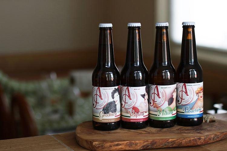 Le birre Amarcord Il formato da 33 cl per il pubblico