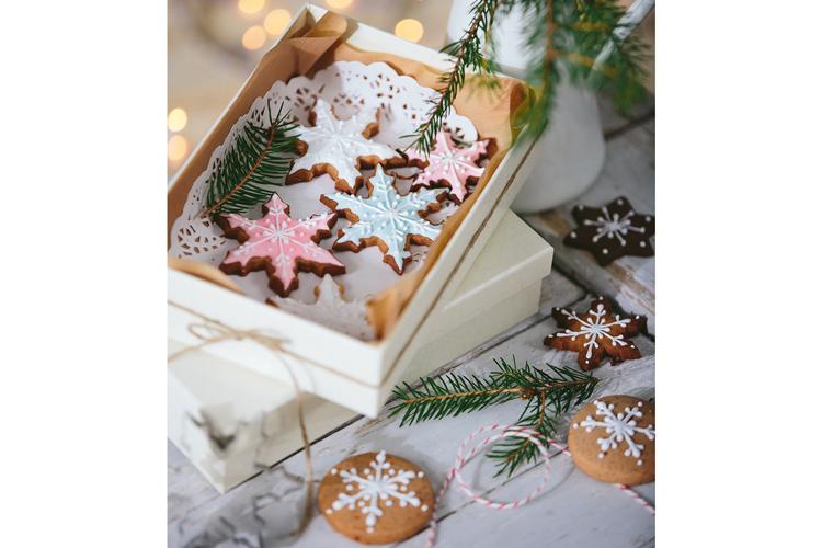 Biscotti Decorati Per Albero Di Natale.I Biscotti Decorati Per Le Feste Ben Lievitati E Personalizzati