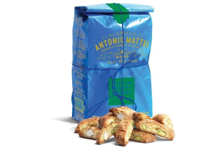 Il Biscottificio Mattei cambia pelle Un nuovo logo e confezioni tutte blu