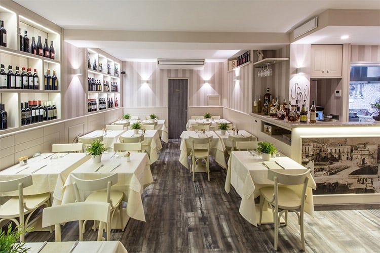 Blu Water Restaurant a Sorrento Accoglienza e ottima cucina di mare ...
