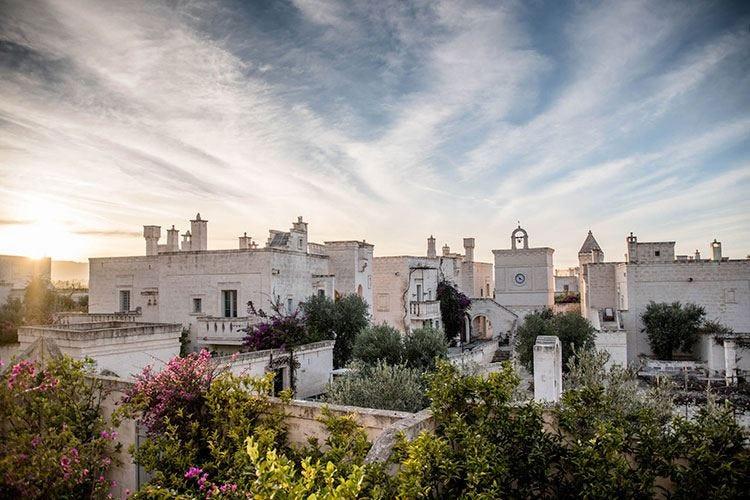Travel + Leisure's World's Best Awards Borgo Egnazia miglior resort d'Italia