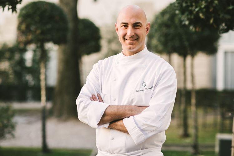 Borracino porta vino e tartufo alla Veranda del Four Seasons