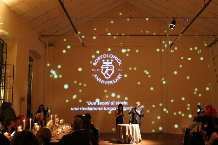 I 70 anni di Bortolomiol Grande festa a Valdobbiadene