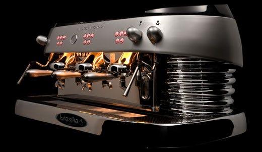 Espressi di qualit superiore con le macchine per caff for Quanto costa un garage per una macchina
