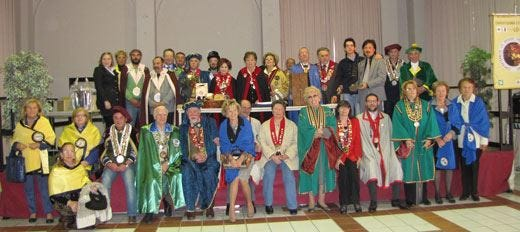 Unite nel nome dello spiedo Confraternite insieme nel Bresciano