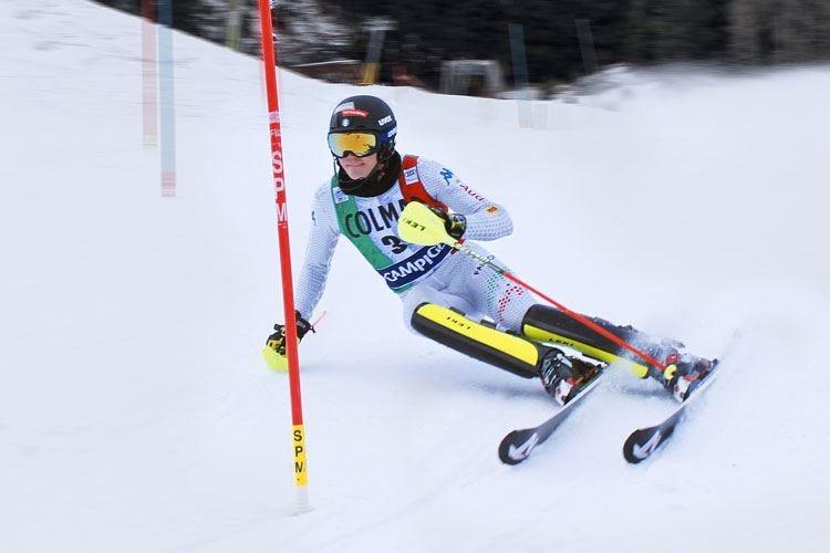 Bronzo ai Mondiali di sci alpino Selva Val Gardena festeggia Vinatzer