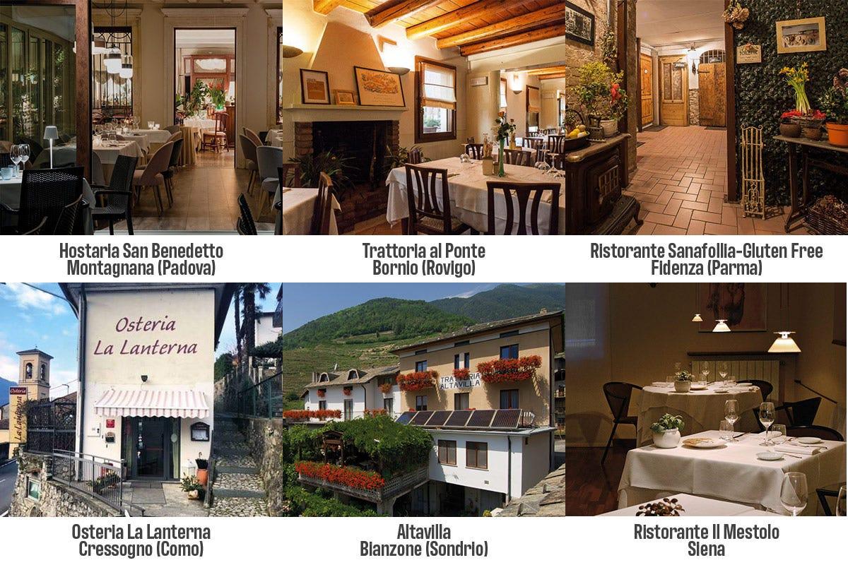 Buon Ricordo, 6 nuovi ristoranti e 4 cambi di specialità