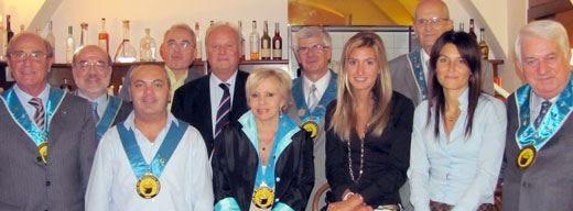 Turnover nel consiglio direttivo del Club Buongustai Bergamo