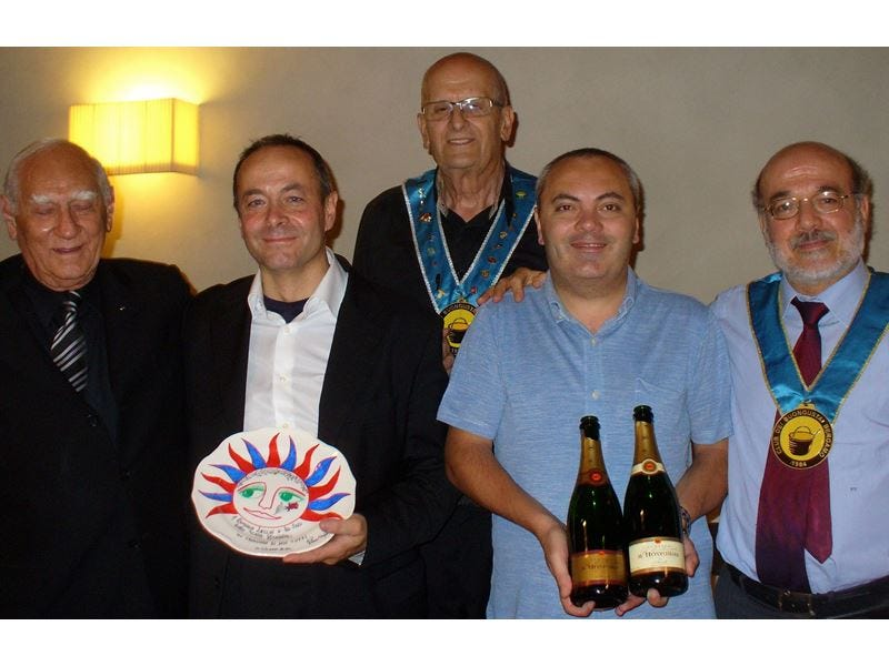 Champagne Hostomme  e formaggi Cena speciale per i Buongustai Bergamo