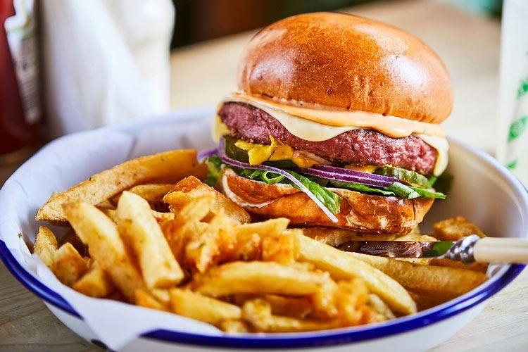 Il burger vegano debutta in Borsa e guadagna 2 miliardi in un giorno