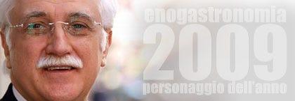 """Calabrese personaggio dell'anno """"A 98 anni penserò alla pensione"""""""