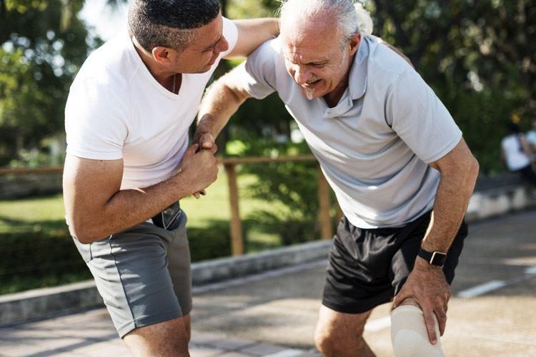 Caldo estivo, anziani a rischio Disidratazione e infortuni i pericoli