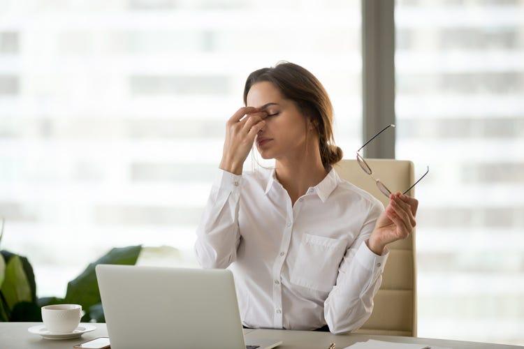 Calo della vista Mai sottovalutare i sintomi