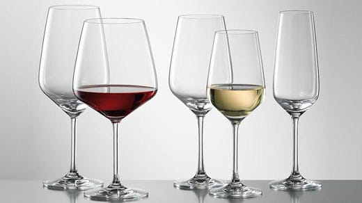 I Calici Da Degustazione : Calici in vetro superiore tritan resistenti agli urti e ai