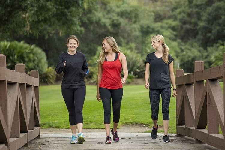 Camminare fa bene alla salute Consigliati 10mila passi al giorno