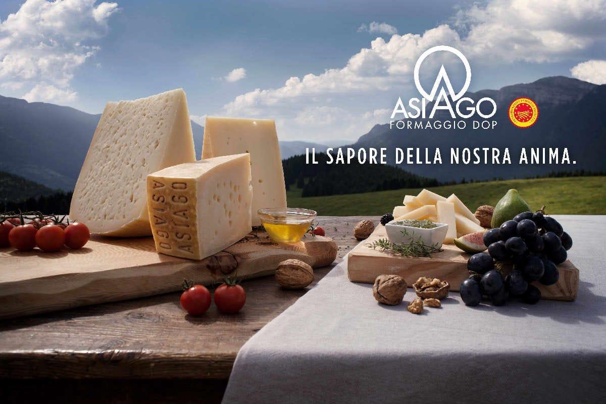 Unico e naturale: Asiago DOP lancia la nuova campagna tv