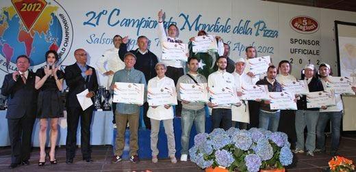 Bertoldo Campione del mondo di Pizza Semplicità e qualità i suoi  ingredienti