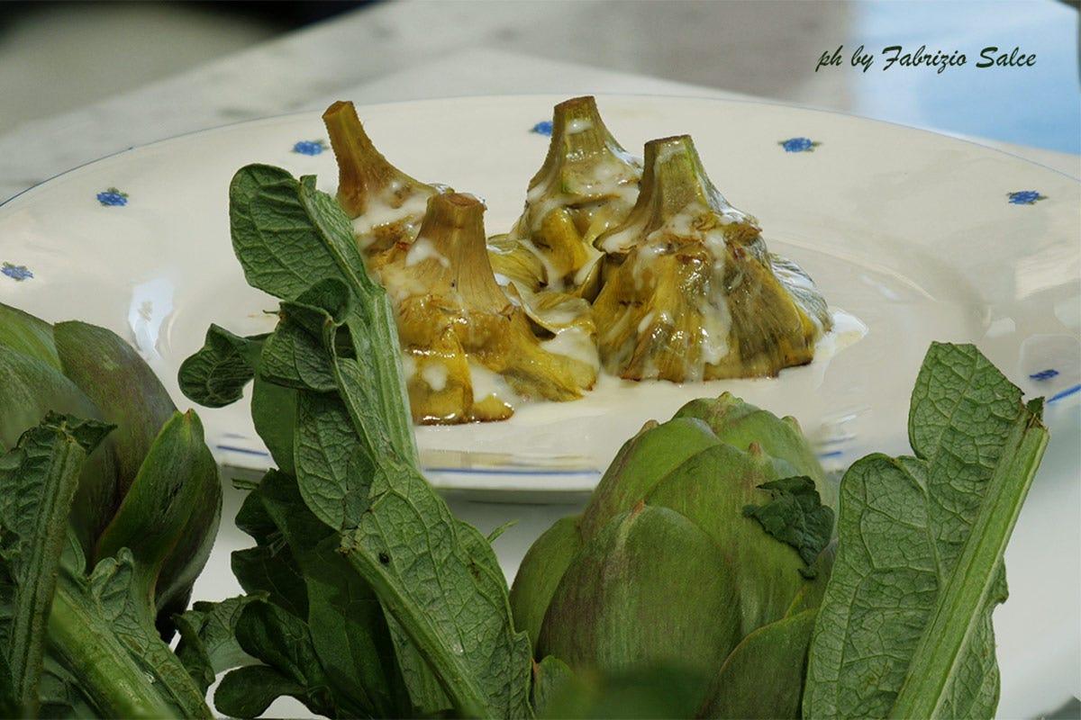 Presidio Slow Food, il carciofo astigiano del sorì, arricchisce la tavola Carciofo astigiano del sorì Tenero, buono e con poco spreco