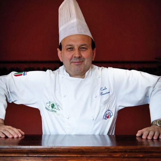 Rigoroso, affabile, instancabile Carlo Bresciani si racconta