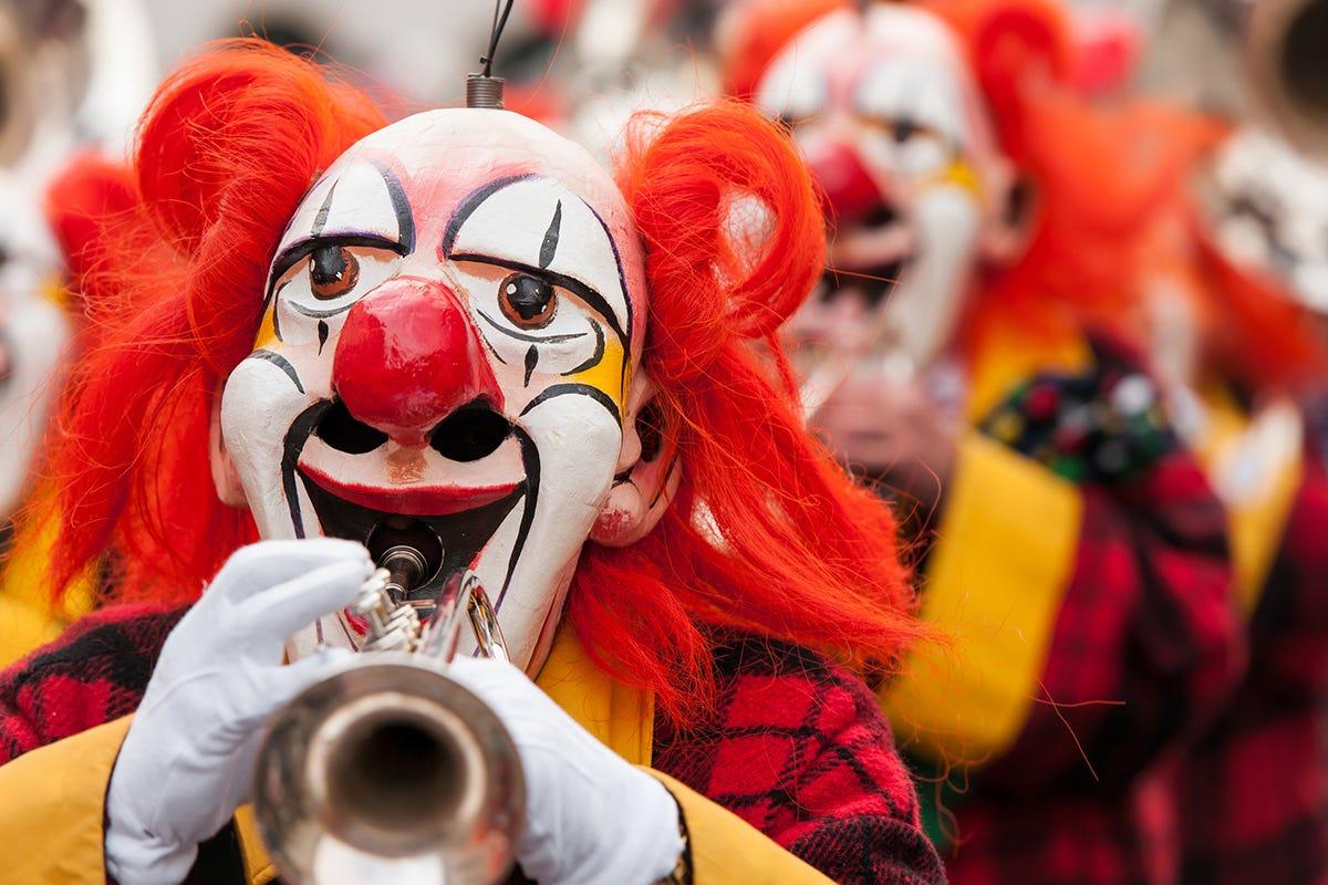 Il Carnevale è patrimonio immateriale Unesco Arte, architettura ed esperienze: ecco Bailea, la New York della Svizzera