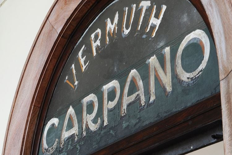 Carpano Botanic Bitter Storia e tradizione torinese