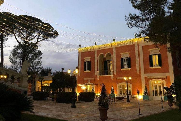 Casa Resta, villa pugliese tra gli ulivi Location suggestiva per eventi speciali