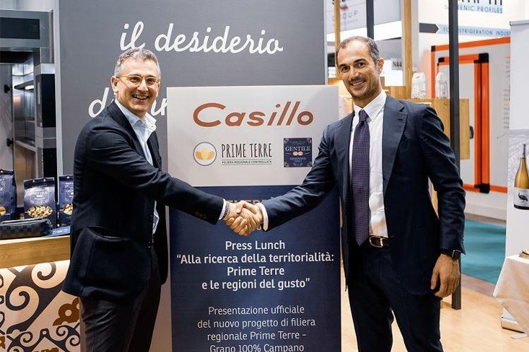 Gruppo Casillo e Pastificio Gentile Patto per valorizzare il territorio