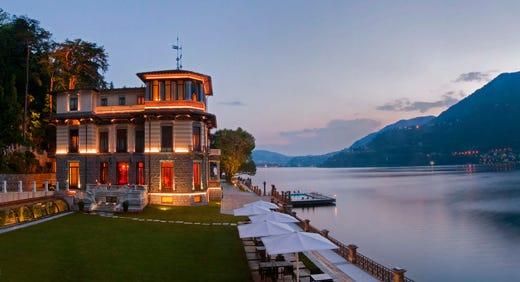 Castadiva sul lago di como rigenerarsi con i trattamenti for Lago villa del conte