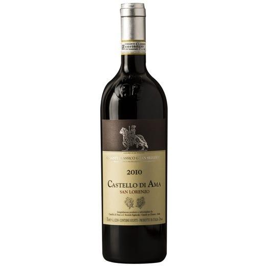Top 10 di Wine Spectator, l'unico italiano è il Chianti Classico di Castello di Ama - Italia a Tavola