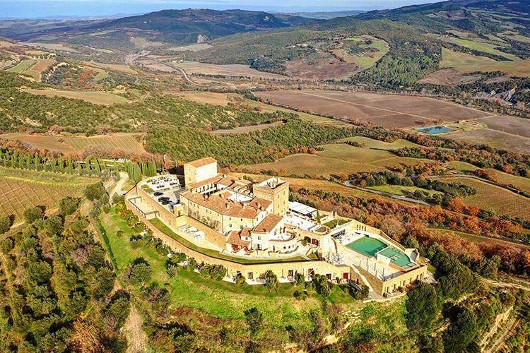 Castello di Velona e dintorni esperienza di gusto da fare